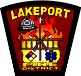Lakeport Fire District Logo